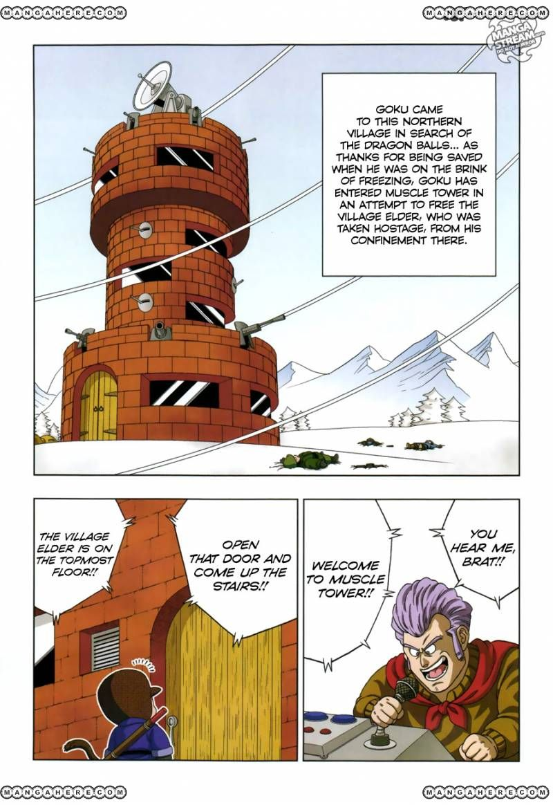 Dragon Ball SD 18 Page 2