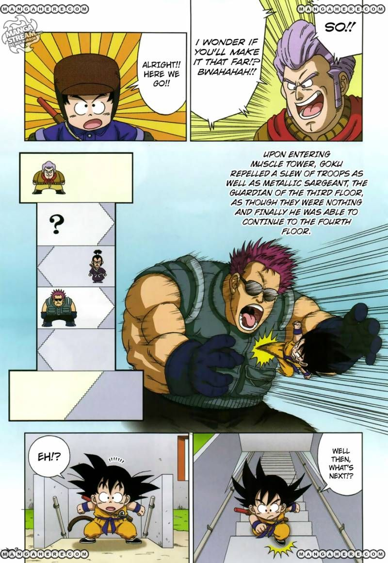Dragon Ball SD 18 Page 3