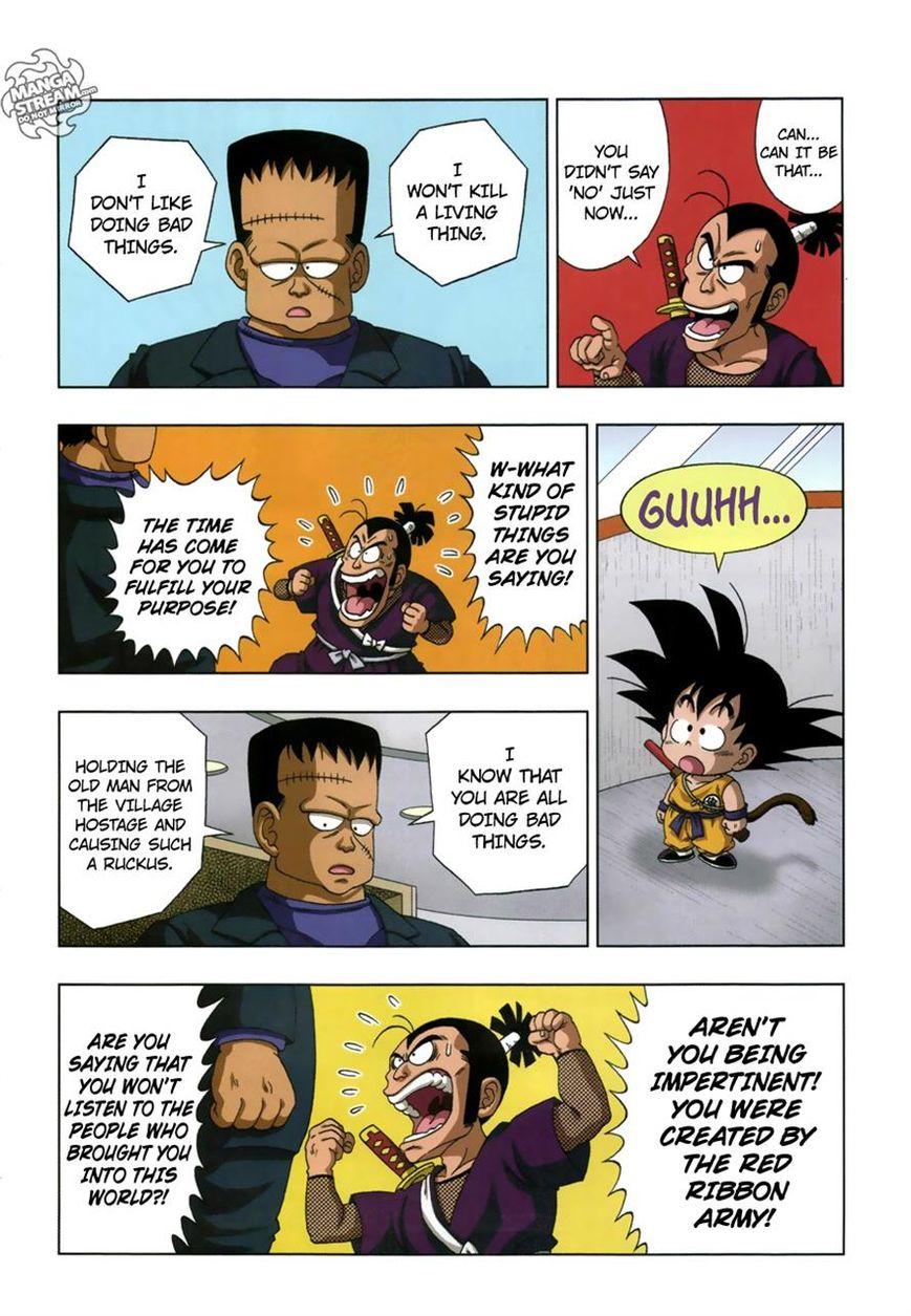 Dragon Ball SD 19 Page 2