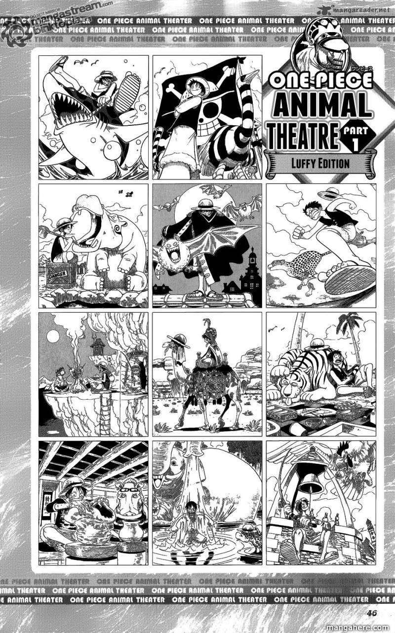 One Piece Databook 2 Page 1
