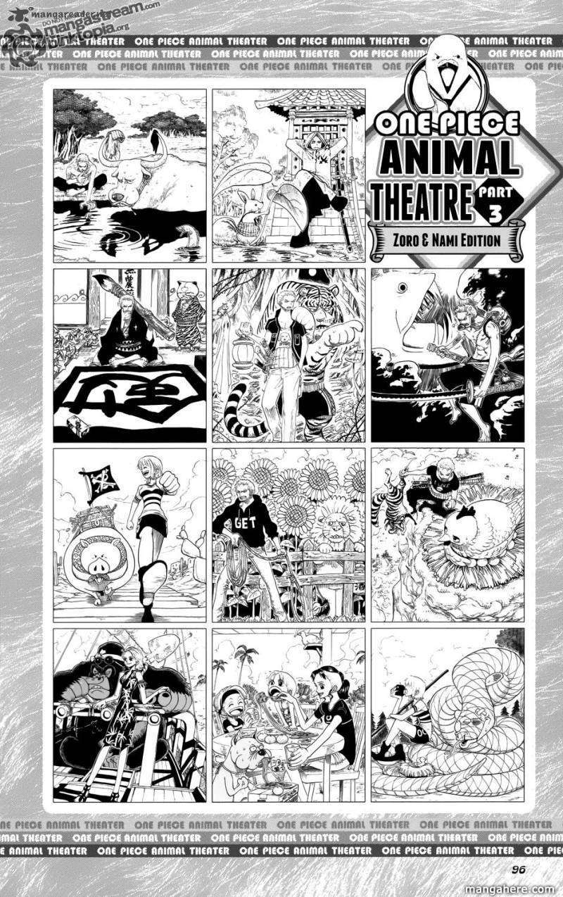 One Piece Databook 3 Page 1