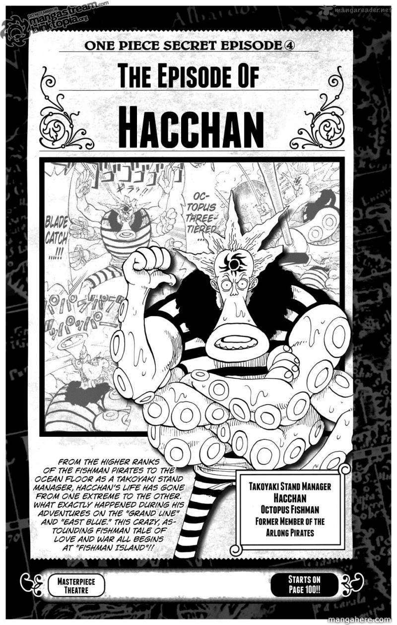 One Piece Databook 3 Page 2