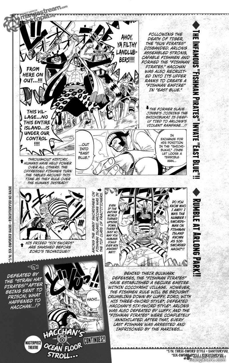 One Piece Databook 3 Page 4