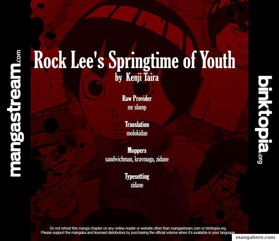 Rock Lee 1 Page 2