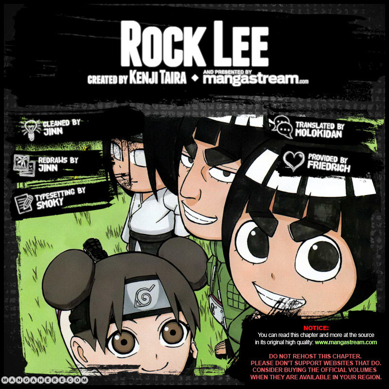 Rock Lee 13 Page 2