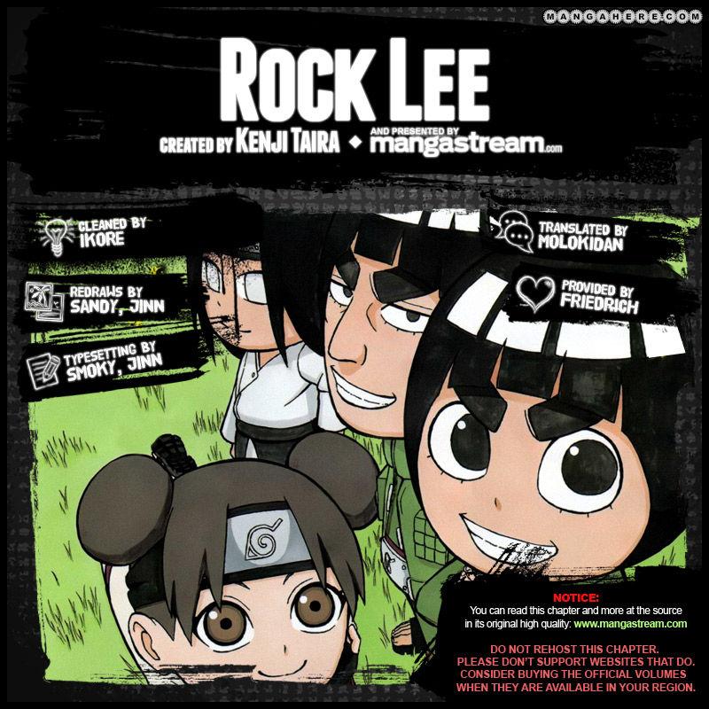 Rock Lee 14 Page 2