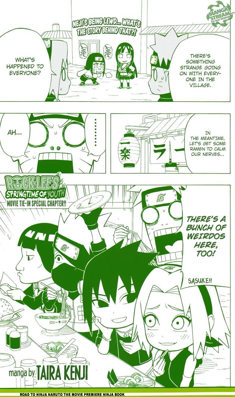 Rock Lee 16 Page 1