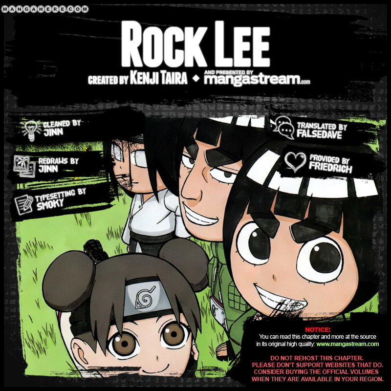 Rock Lee 16 Page 2