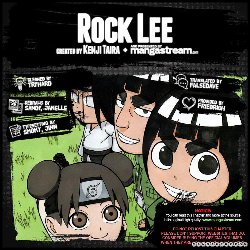 Rock Lee 19 Page 2