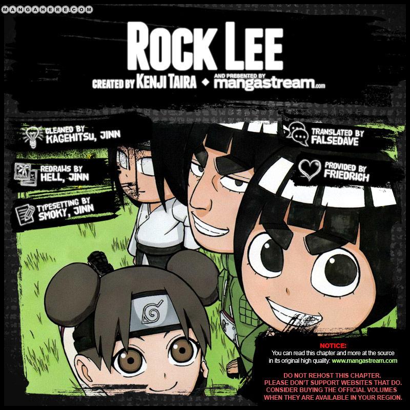Rock Lee 21 Page 2