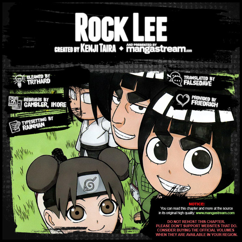 Rock Lee 29 Page 2
