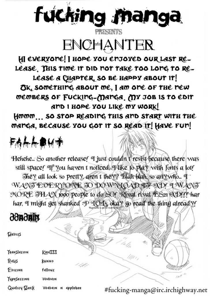 Enchanter 5 Page 1