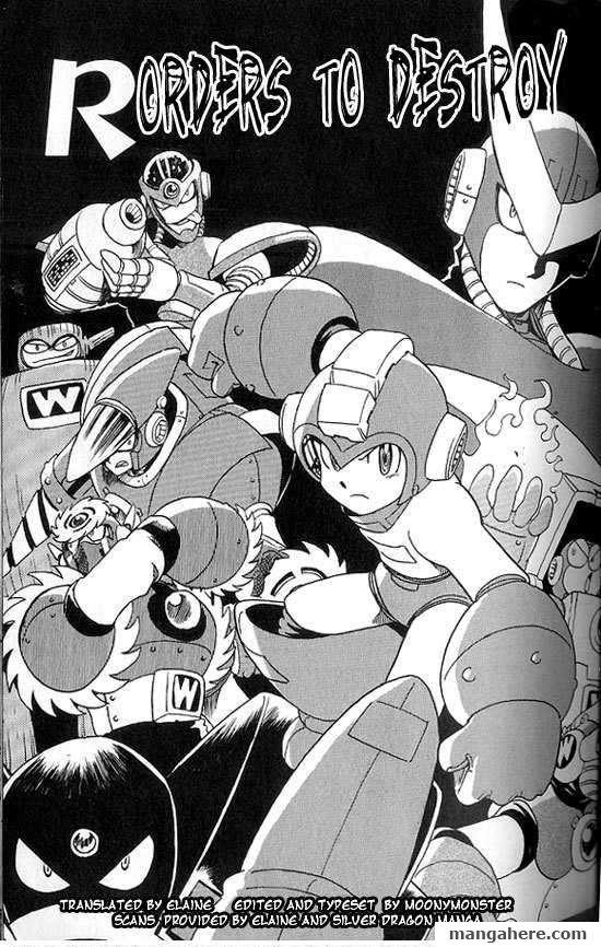 Rockman Megamix 2 Page 1