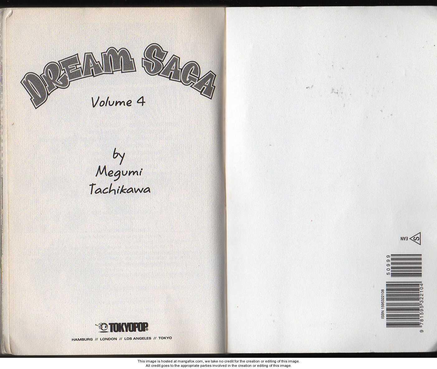 Dream Saga 16 Page 3