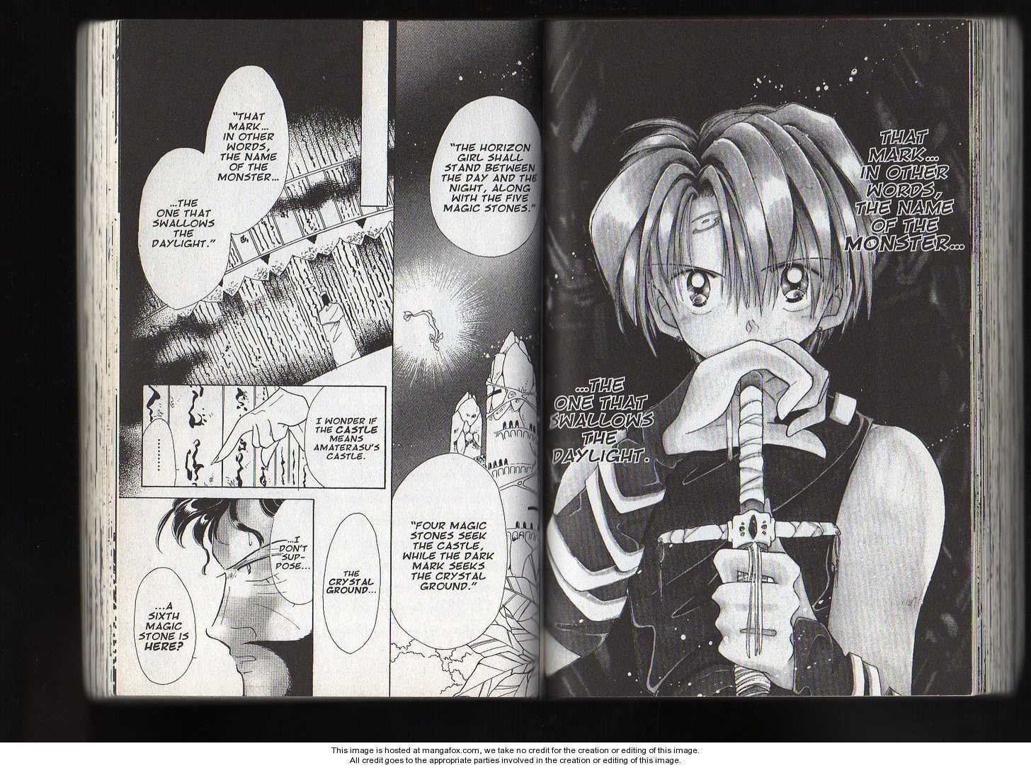 Dream Saga 20 Page 2