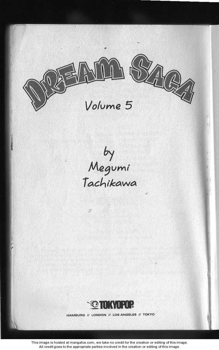 Dream Saga 22 Page 3
