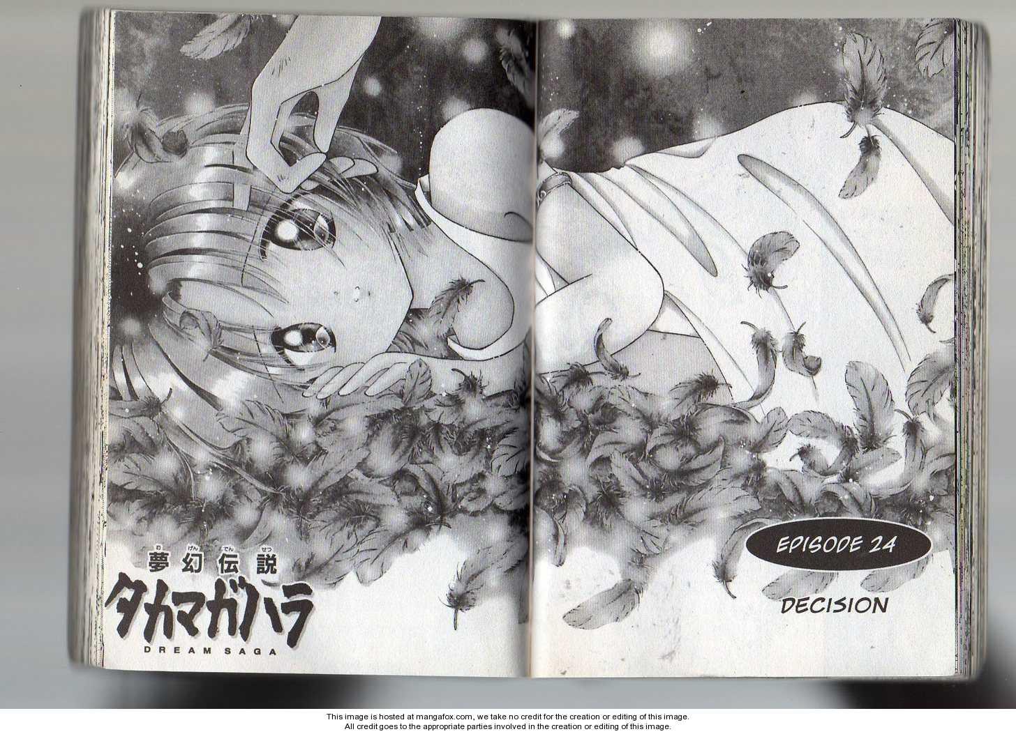 Dream Saga 24 Page 1
