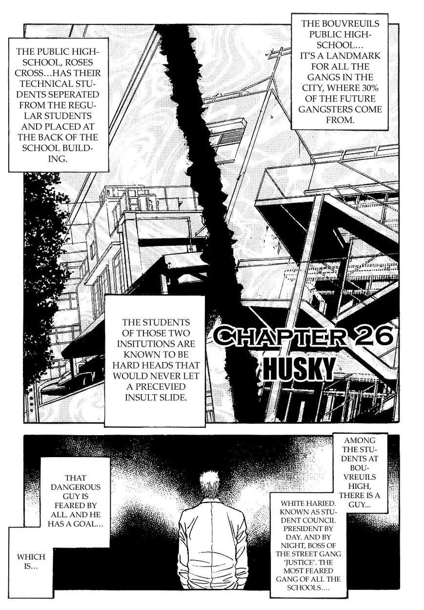 Gang King 26 Page 1