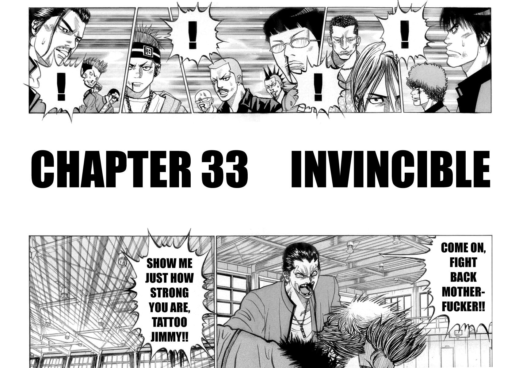Gang King 33 Page 2