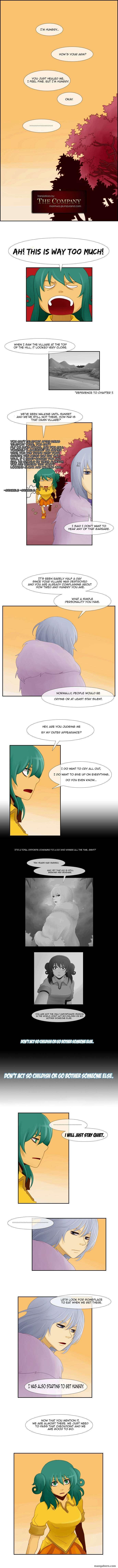 Kubera 7 Page 1
