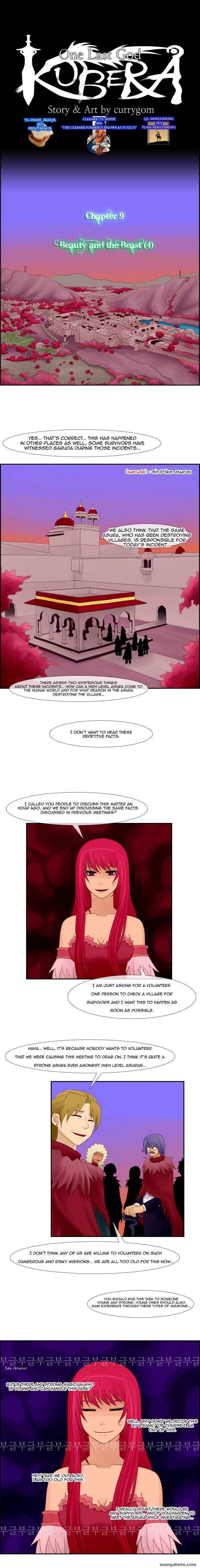 Kubera 9 Page 1