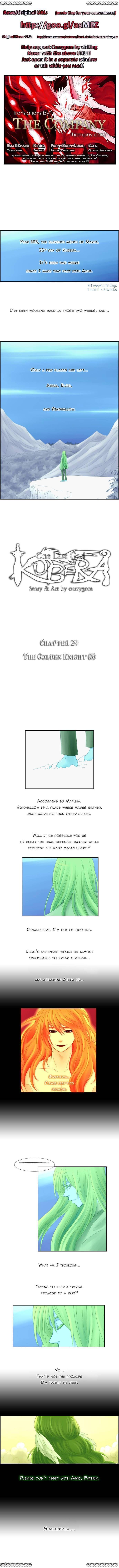 Kubera 29 Page 1