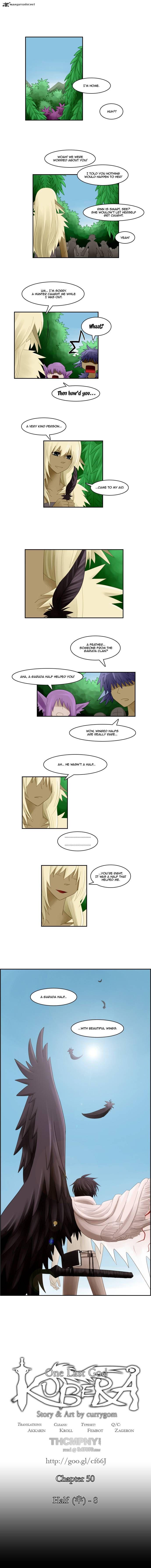 Kubera 50 Page 1