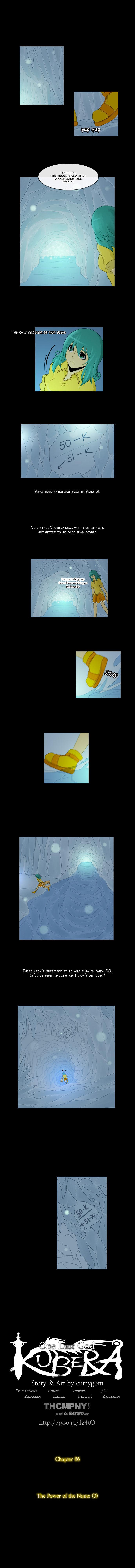 Kubera 86 Page 1