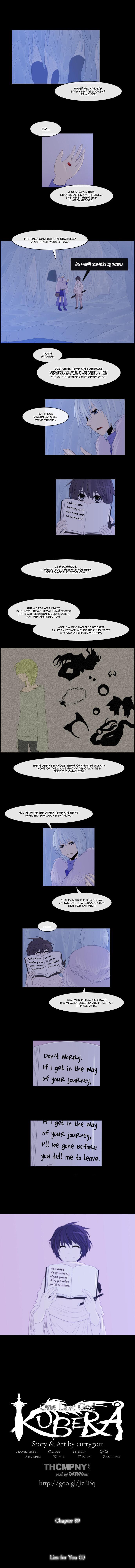 Kubera 89 Page 1