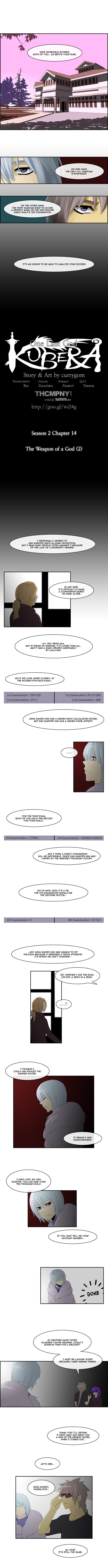 Kubera 116 Page 1