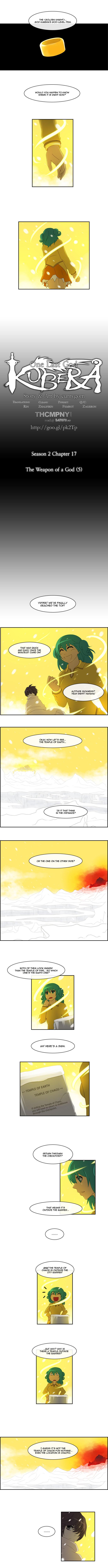Kubera 119 Page 1