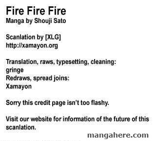 Fire Fire Fire 3 Page 1
