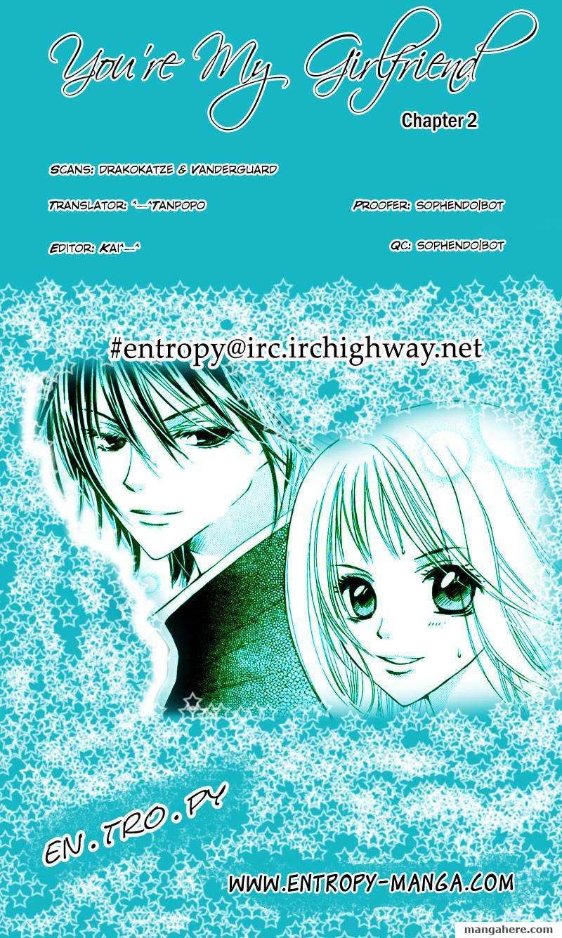 Kimi wa Girlfriend 2 Page 1