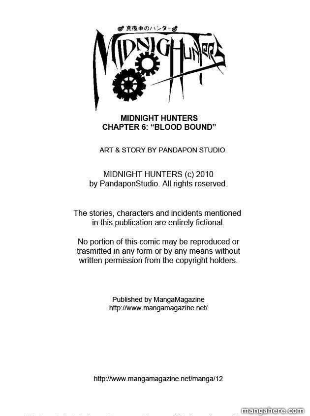 Midnight Hunters 6 Page 2