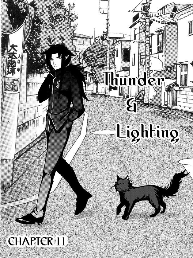 Midnight Hunters 11 Page 1
