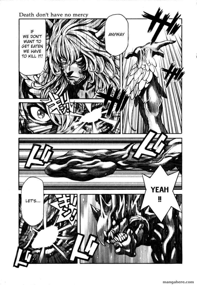 Devilman Mokushiroku - Strange Days 2 Page 1