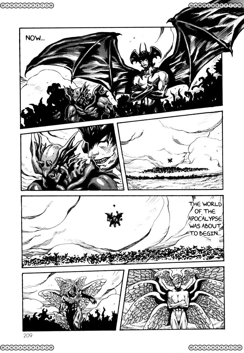 Devilman Mokushiroku - Strange Days 6.2 Page 2