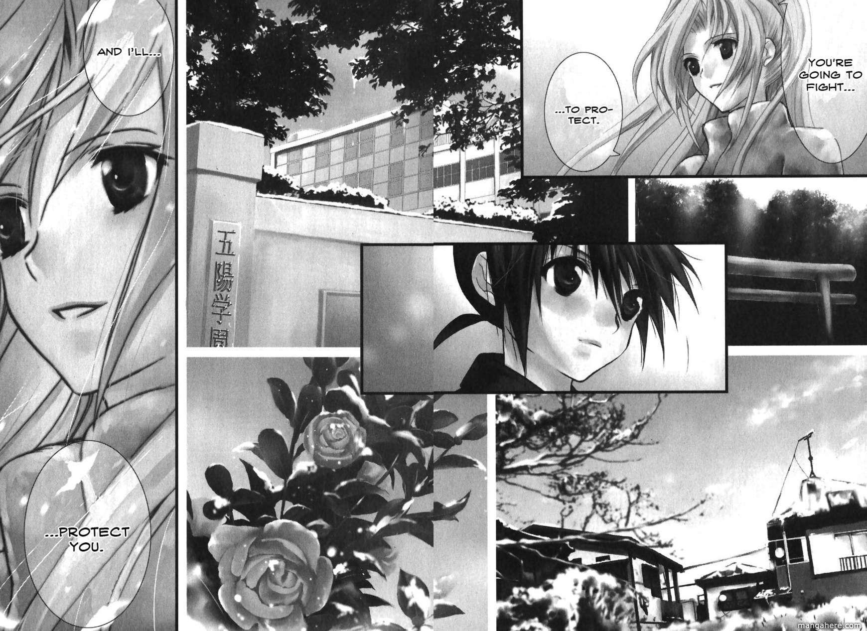 Shiki Tsukai 7 Page 2