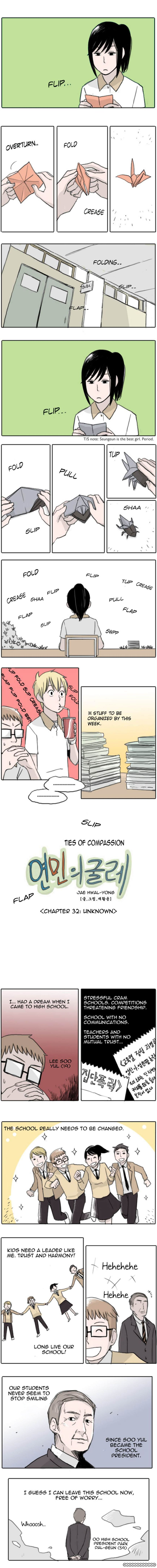 Ties of Compassion 34 Page 1