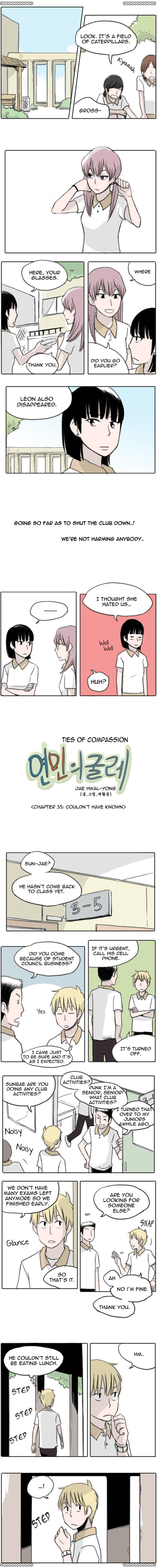 Ties of Compassion 35 Page 1