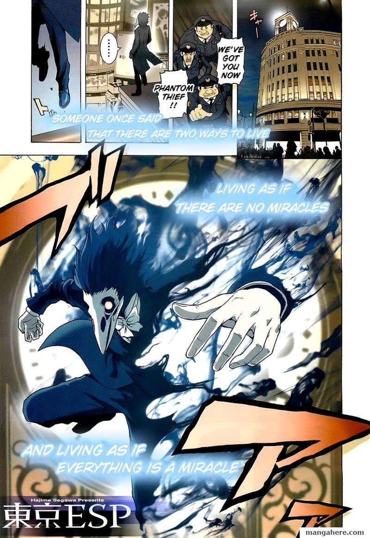 Tokyo ESP 1 Page 1