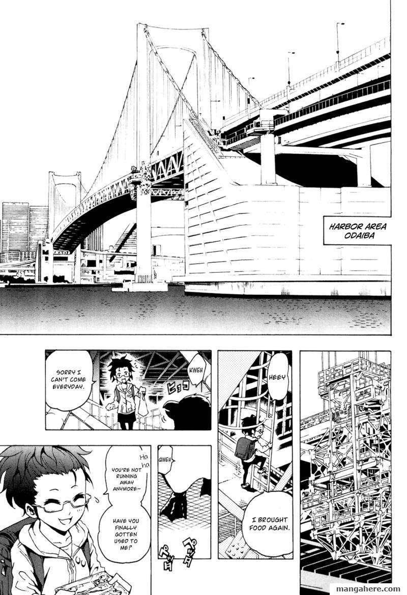Tokyo ESP 3 Page 1