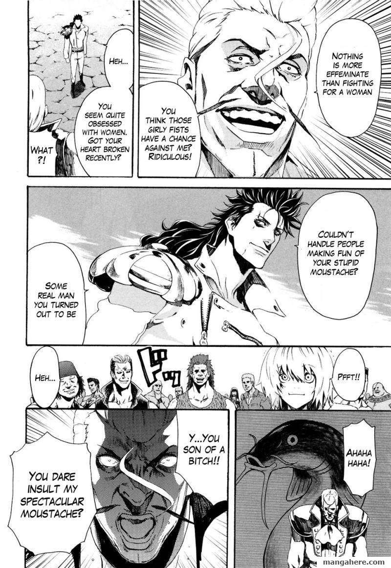 Fist of the North Star Rei Gaiden 24 Page 2