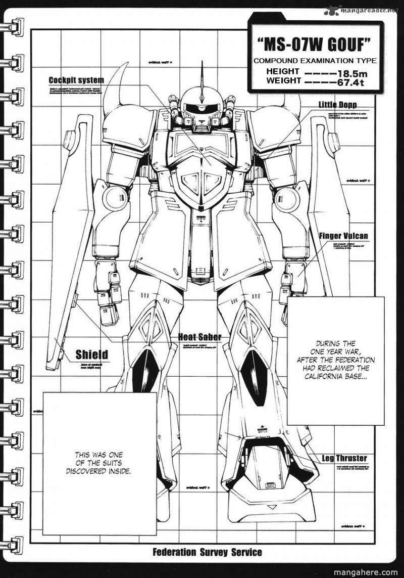 Mobile Suit Gundam MSV-R: Johnny Ridden no Kikan 9 Page 4