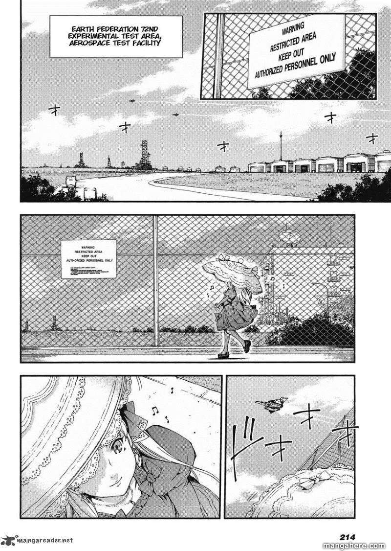 Mobile Suit Gundam MSV-R: Johnny Ridden no Kikan 12 Page 2