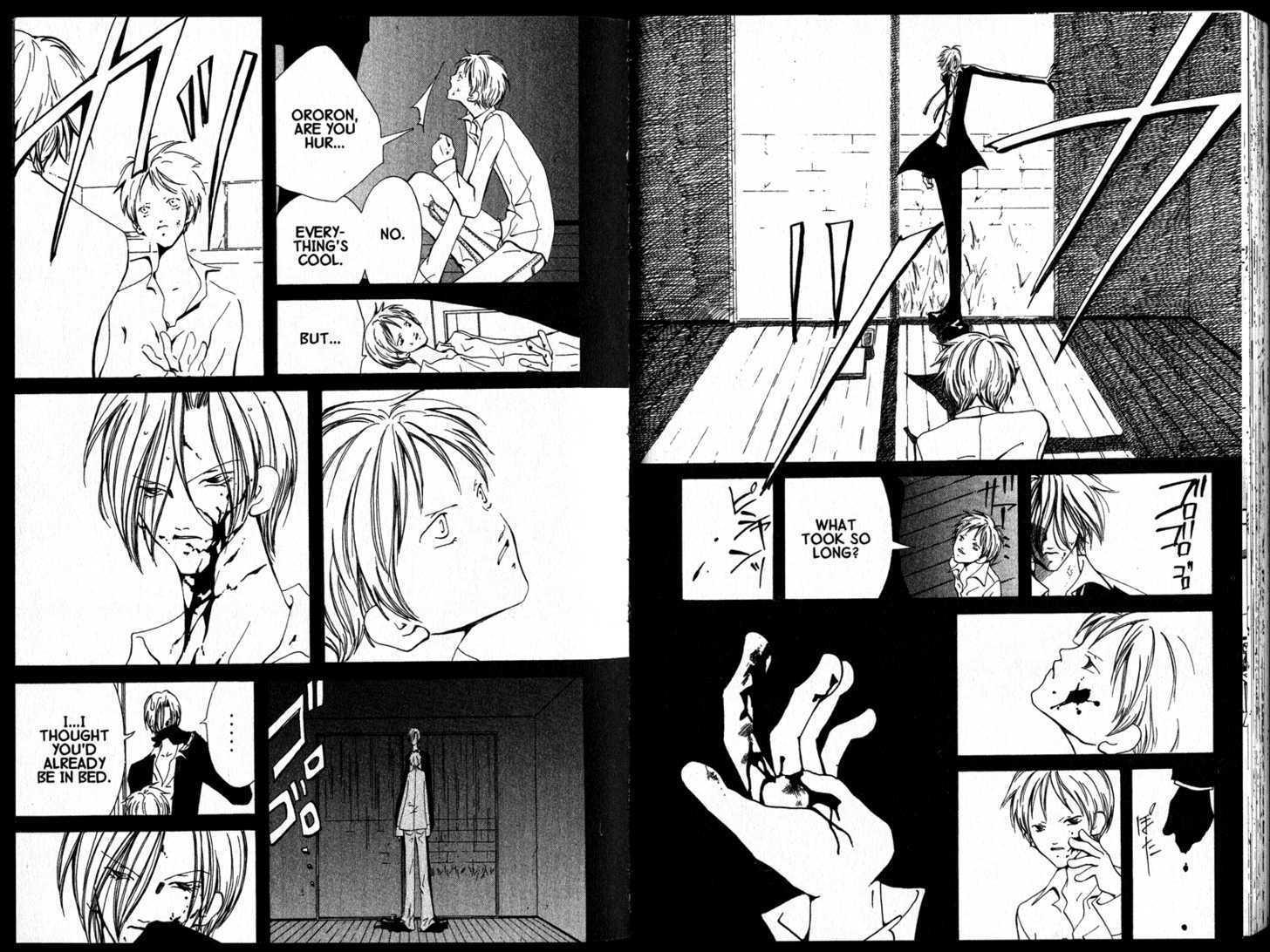 The Demon Ororon 2 Page 1