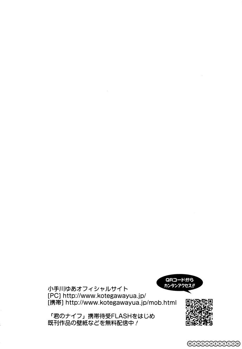 Kimi no Knife 39.5 Page 2