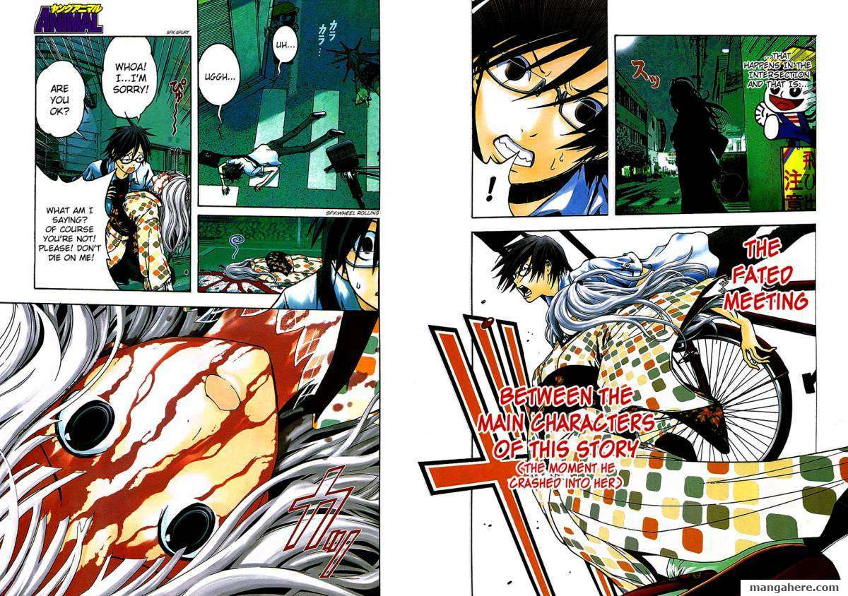 Renai Kaidan Sayoko-san 1 Page 2