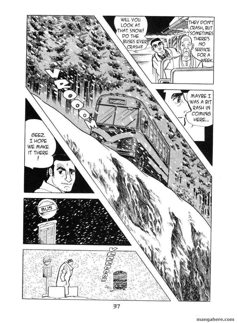 Ode to Kirihito 2 Page 3