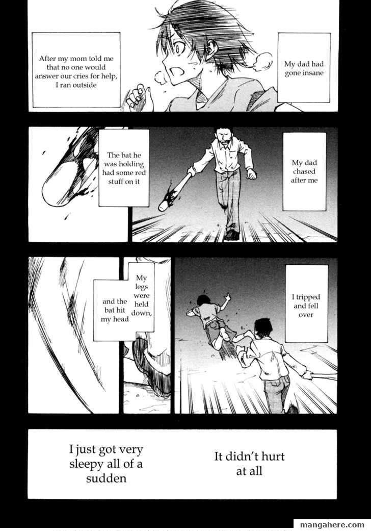 Lying Mii-kun and Broken Maa-chan: Precious Lies 5 Page 3
